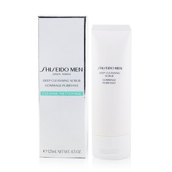 Shiseido Men Deep Cleansing Scrub