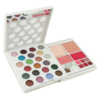Arezia MakeUp Kit MK 0276 (22x Eyeshadow, 2x Blusher, 1x Compact Powder, 6x Lipgloss.....)