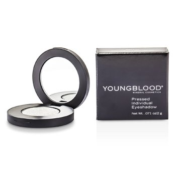 Youngblood Pressed Individual Eyeshadow - Platinum