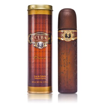 Cuba Cuba Brown Eau De Toilette Spray