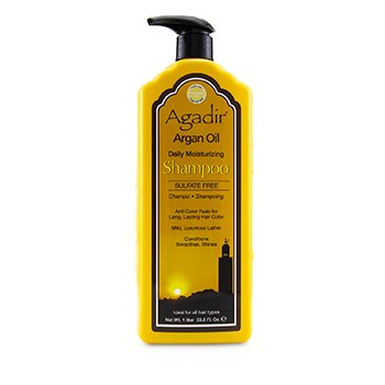 Agadir Argan Oil Daily Moisturizing Shampoo (For All Hair Types)