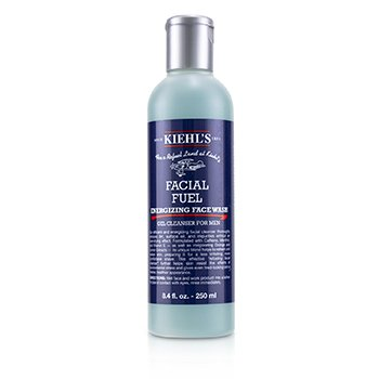 Kiehls Facial Fuel Energizing Face Wash Gel Cleanser