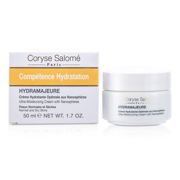 Coryse Salome Competence Hydratation Ultra-Moisturizing Cream with Nanospheres - Normal & Dry Skins