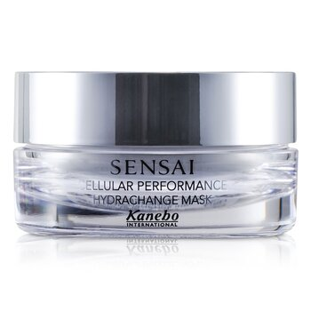 Kanebo Sensai Cellular Performance Hydrachange Mask