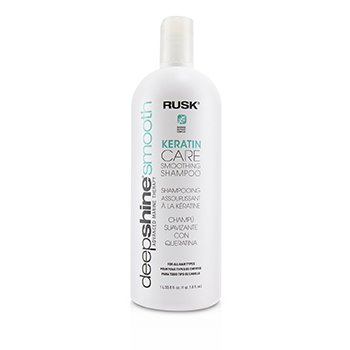 Rusk Deepshine Smooth Keratin Care Smoothing Shampoo