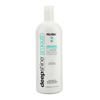 Rusk Deepshine Smooth Keratin Care Smoothing Conditioner