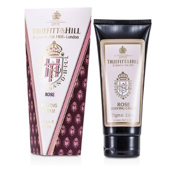 Truefitt & Hill Rose Shaving Cream (Travel Tube)