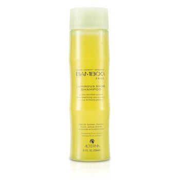 Alterna Bamboo Shine Luminous Shine Shampoo (For Strong, Brilliantly Glossy Hair)
