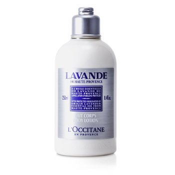 LOccitane Lavender Harvest Body Lotion (New Packaging)