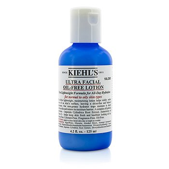 Kiehls Ultra Facial Oil-Free Lotion - For Normal to Oily Skin Types