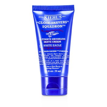 Kiehls Ultimate Brushless Shave Cream - White Eagle