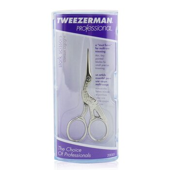 Tweezerman Professional Stork Scissors