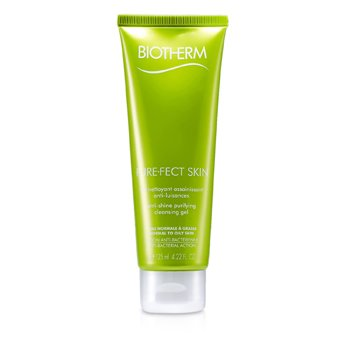 Biotherm Pure.Fect Skin Anti-Shine Purifying Cleansing Gel - Combination to Oily Skin