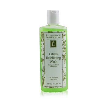 Eminence Citrus Exfoliating Wash (Oily to Normal Skin)
