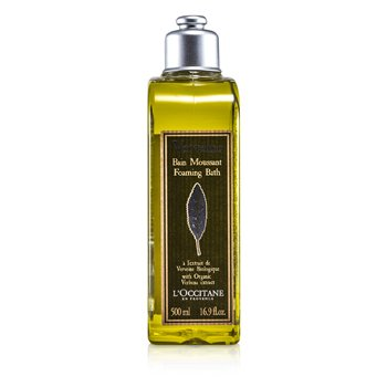 LOccitane Verbena Harvest Foaming Bath