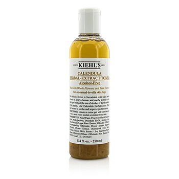 Kiehls Calendula Herbal Extract Alcohol-Free Toner - For Normal to Oily Skin Types