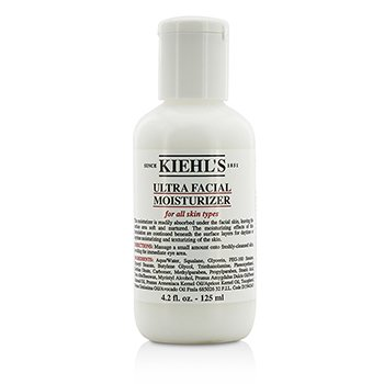 Kiehls Ultra Facial Moisturizer - For All Skin Types