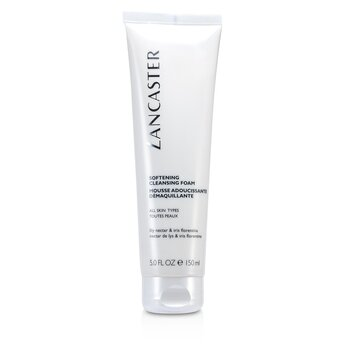 Lancaster Softening Cleansing Foam - For All Skin Types