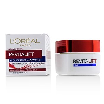 LOreal Dermo-Expertise RevitaLift Night Cream