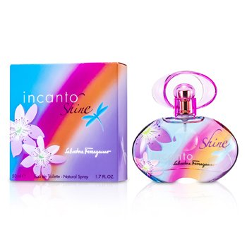 Salvatore Ferragamo Incanto Shine Eau De Toilette Spray