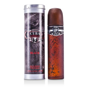 Cuba Cuba Black Eau De Toilette Spray