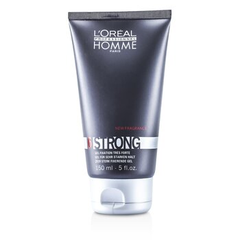 LOreal Professionnel Homme Strong - Strong Hold Gel