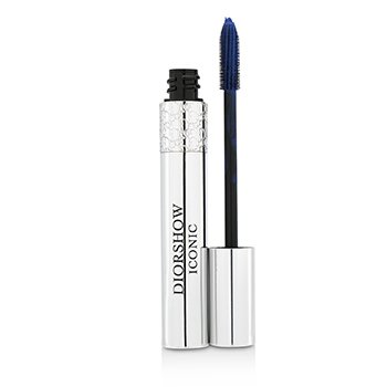 Christian Dior DiorShow Iconic High Definition Lash Curler Mascara - #268 Navy Blue