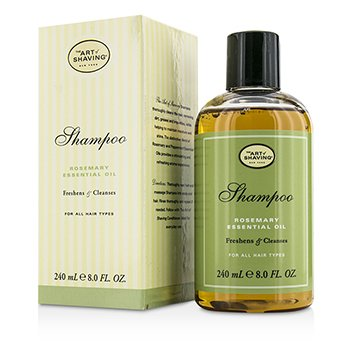 The Art Of Shaving Shampoo - Rosemary Essential Oil (For All Hair Types)