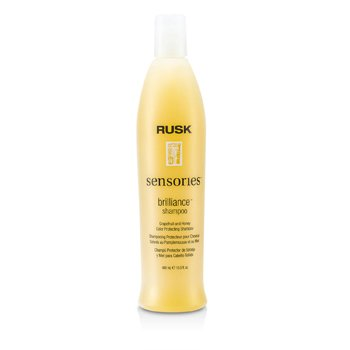 Rusk Sensories Brilliance Grapefruit and Honey Color Protecting Shampoo