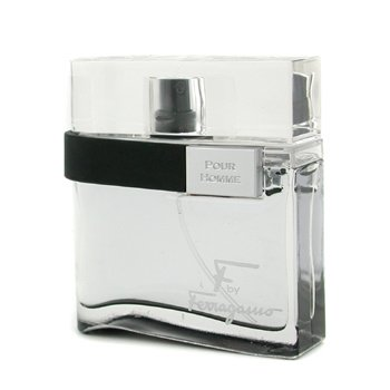 Salvatore Ferragamo F Pour Homme Black Eau De Toilette Spray