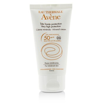 Avene High Protection Mineral Cream SPF 50