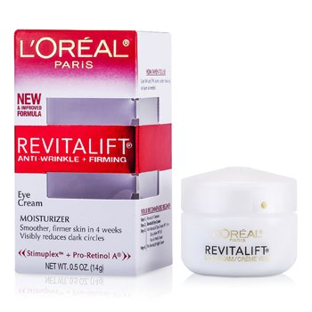 LOreal RevitaLift Anti-Wrinkle + Firming Eye Cream