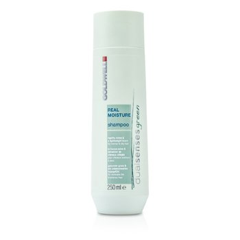 Goldwell Dual Senses Green Real Moisture Shampoo (For Normal To Dry Hair)