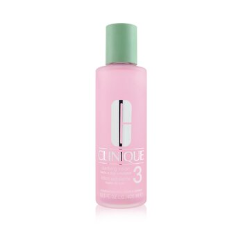 Clinique Clarifying Lotion 3 Twice A Day Exfoliator (Formulated for Asian Skin)
