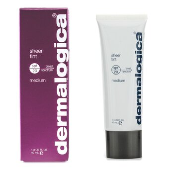 Dermalogica Sheer Tint Moisture SPF20 (Medium)