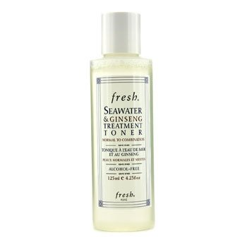 Fresh Seawater & Ginseng Treatment Toner - Normal to Combination