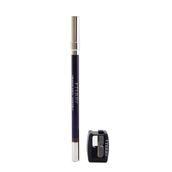 By Terry Crayon Khol Terrybly Color Eye Pencil (Waterproof Formula) - # 2 Brown Stellar