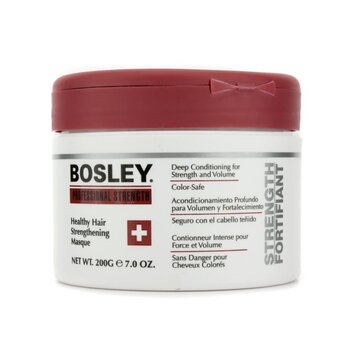 Bosley Professional Strength Healthy Hair Strengthening Masque (For Damaged and Weak Hair)