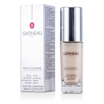 Gatineau Melatogenine AOX Probiotics Youth Activating Beauty Serum