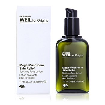 Origins Dr. Andrew Mega-Mushroom Skin Relief Soothing Face Lotion