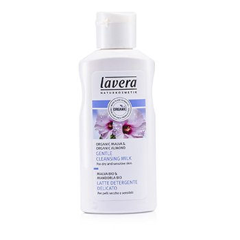 Lavera Gentle Cleansing Milk (For Dry & Sensitive Skin)