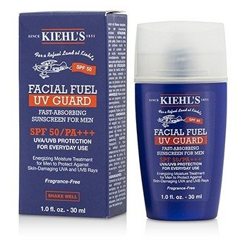 Kiehls Facial Fuel UV Guard SPF 50 / PA+++