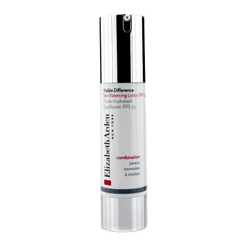 Elizabeth Arden Visible Difference Skin Balancing Lotion SPF 15 (Combination Skin)