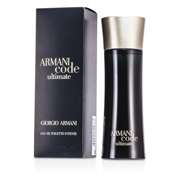 Armani Code Ultimate Eau De Toilette Intense Spray