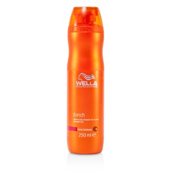 Wella Enrich Moisturizing Shampoo For Dry & Damaged Hair (Fine/Normal)