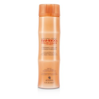 Alterna Bamboo Color Hold+ Color Protection Vibrant Color Conditioner (For Strong, Vibrant, Color-Protected Hair)