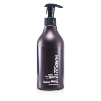 Shu Uemura Shusu Sleek Smoothing Conditioner (For Unruly Hair) (Salon Product)