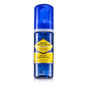 LOccitane Immortelle Precious Cleansing Foam