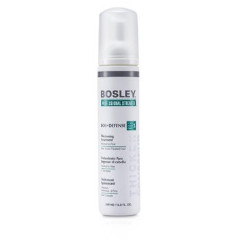 Bosley Professional Strength Bos Defense Thickening Treatment (For Normal to Fine Non Color-Treated Hair)