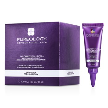 Pureology Colourists Solution Anti Drying Pre Treatment